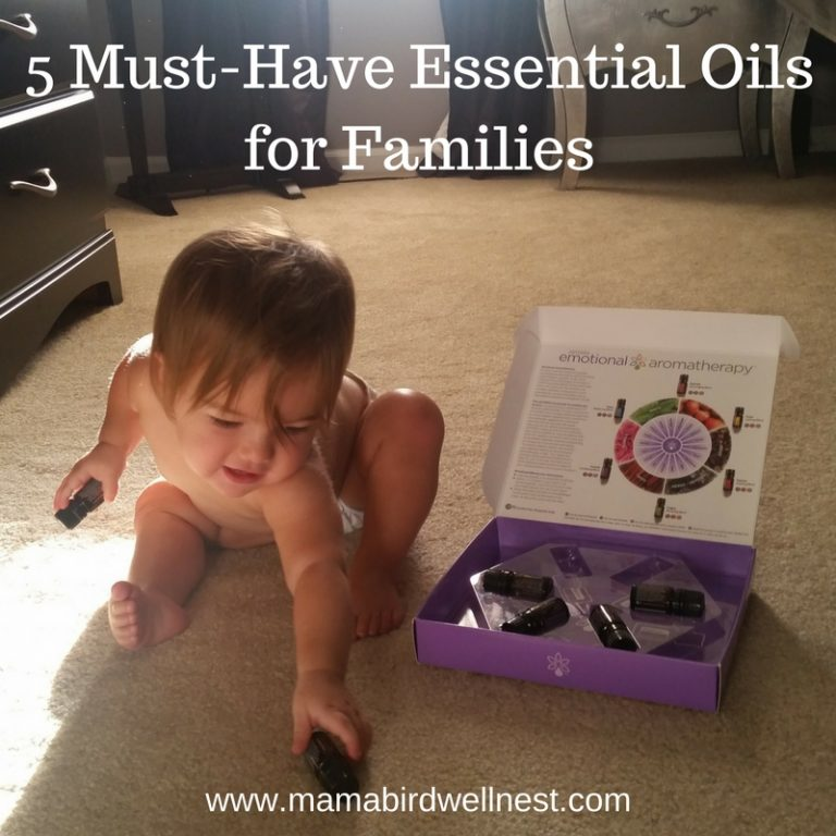best essential oils for families